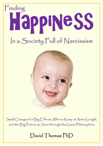 eBook - Finding Happiness in a Society Full of Narcissism - by David Thomas
